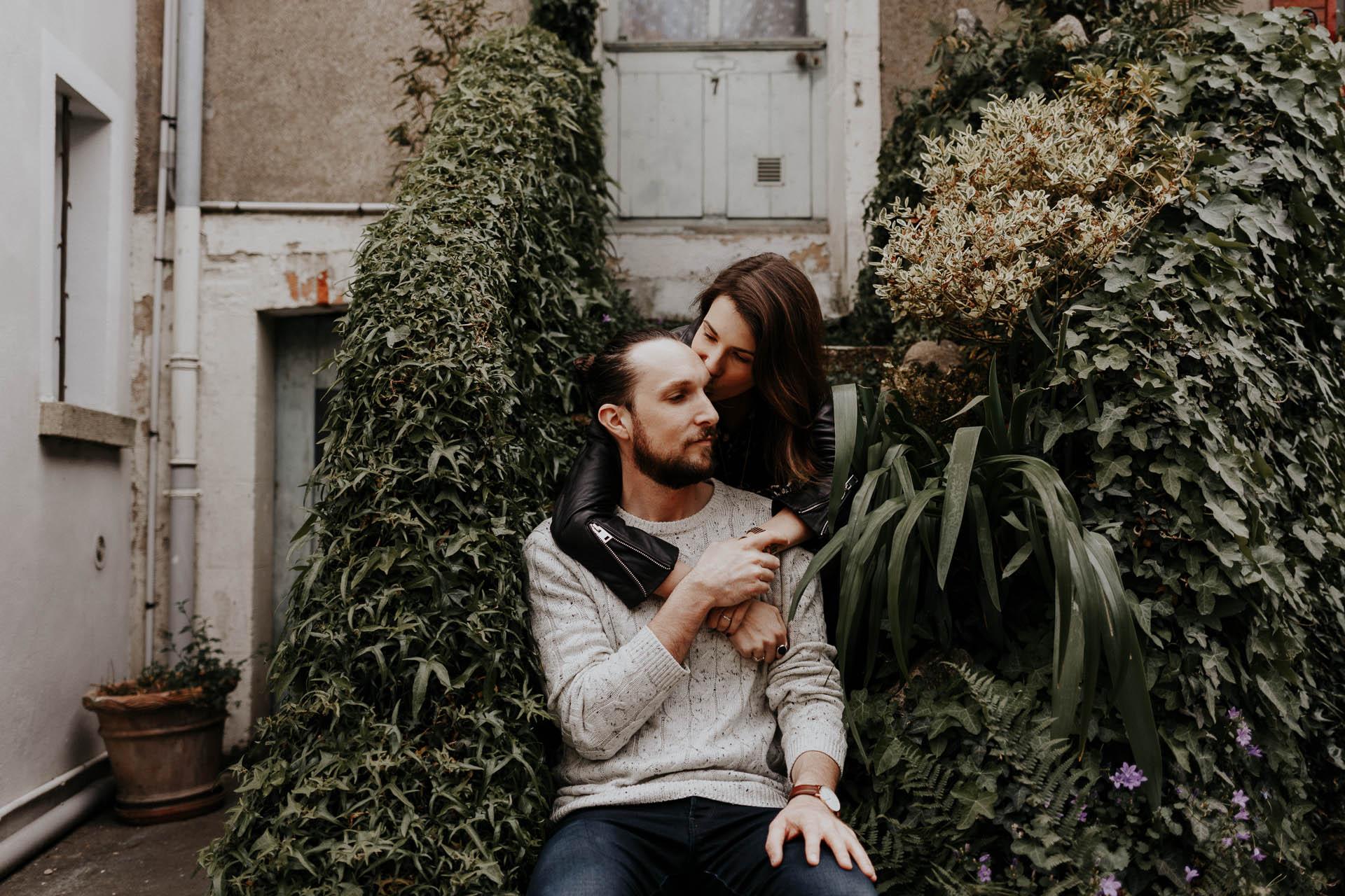 séance engagement trentemoult photographe nantes